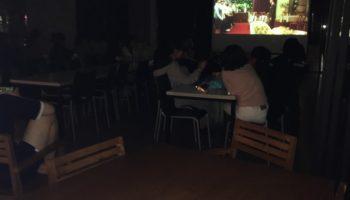 2019.09.26. 학생생활관 영화상영